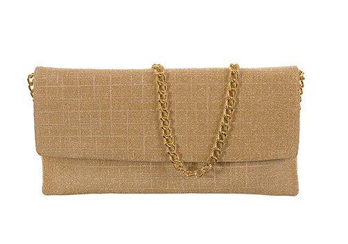 Le Babe Le Babe Galassia Platino Bag