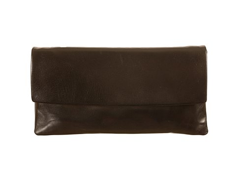 Le Babe Le Babe Softy Nero Nappa Bag