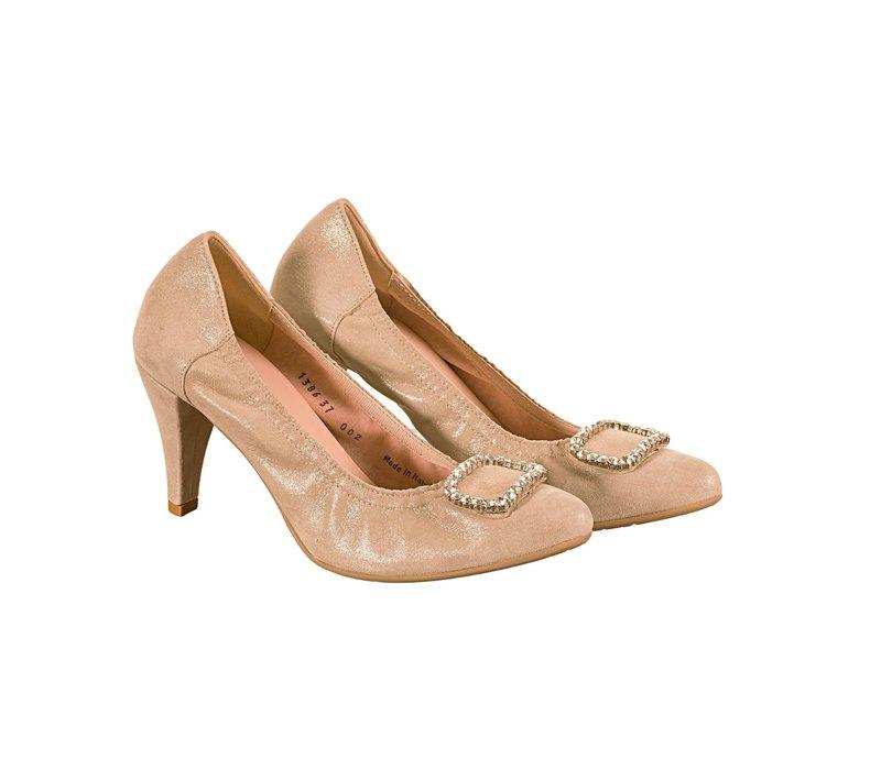 Le Babe 1386W9 Luce Quarzo Diamonte Heel