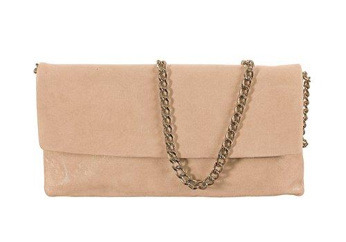 Le Babe Le Babe Luce Quarzo Flapover Bag
