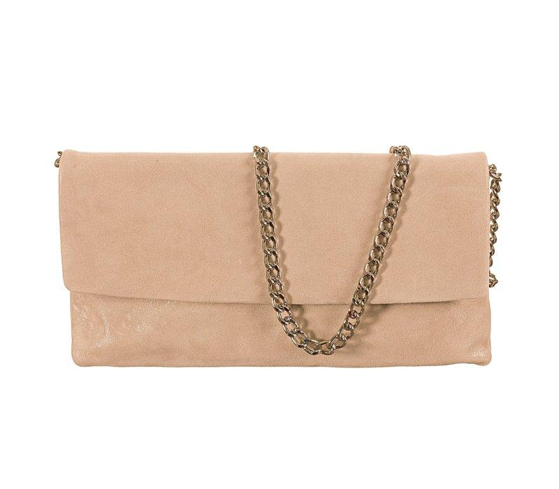 Le Babe Luce Quarzo Flapover Bag