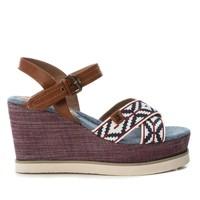 Refresh 69912 Blue Wedge Sandals