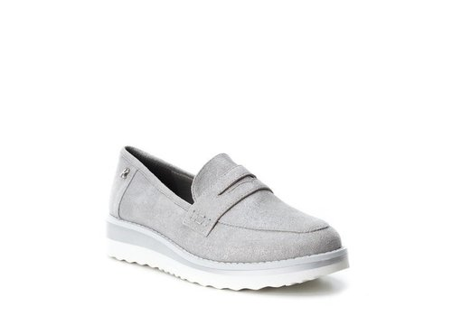 Refresh S/S Refresh 64052 Silver Grey Brogues