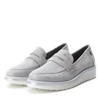 Refresh 64052 Silver Grey Brogues