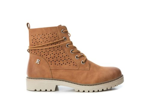 Refresh S/S Refresh 69937 Tan cut-out A/Boot