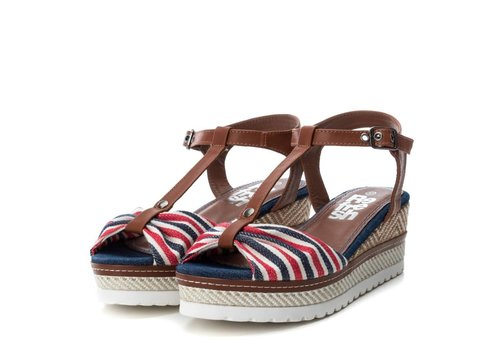 Refresh S/S Refresh 69979 Red multi Wedge