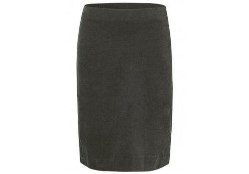 Rosemunde Rosemunde 6373-.023 Formfitted Velvet Skirt