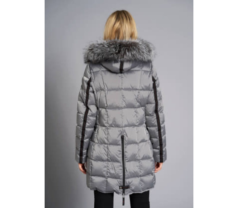 Junge 0219-2660-65 Down Long Jacket