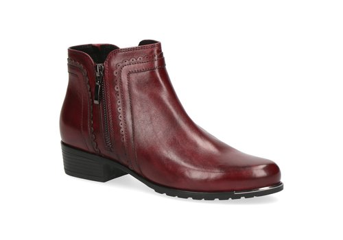 Caprice Boots Caprice 25312 BORDEAUX NAPPA A/BOOT