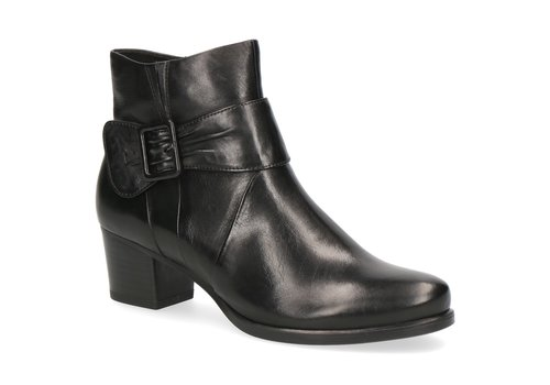 Caprice Boots Caprice 25372 BLACK SOFT NAP A/BOOT