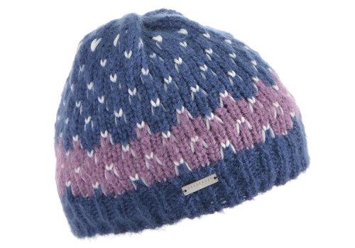 Seeberger Seeberger 017859/62 Jeans Blue Wool Hat