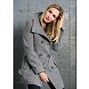 Junge Junge 0219-2627-18 Monocrome Check Wool Jacket