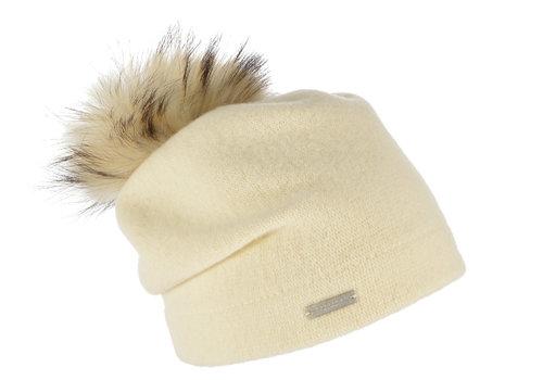 Seeberger Seeberger 035205-00287 Pom Pom Hat