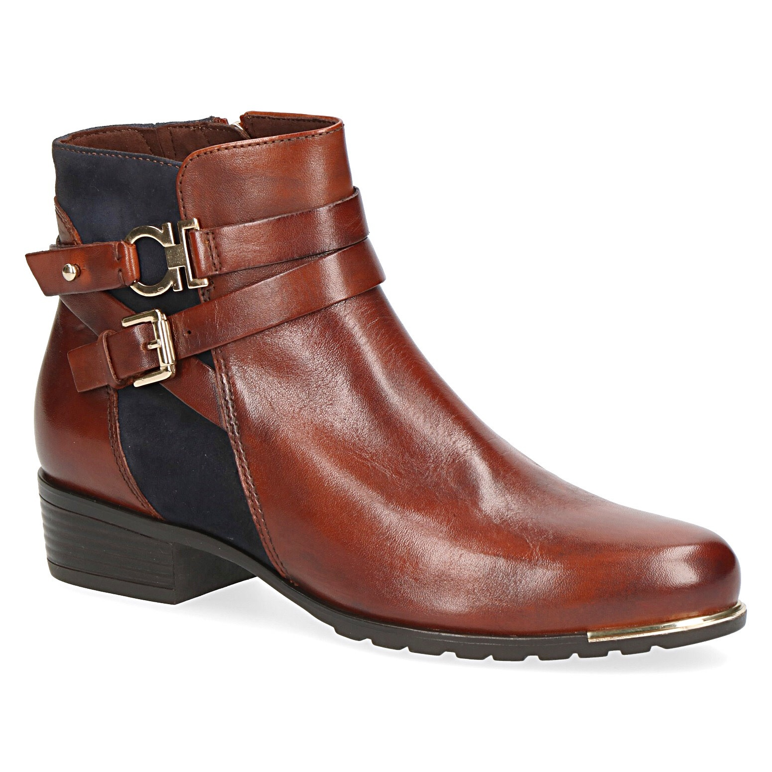 vast selection lower price with cheap price Caprice Boots Caprice 25309 Brandy/Ocean A/Boots