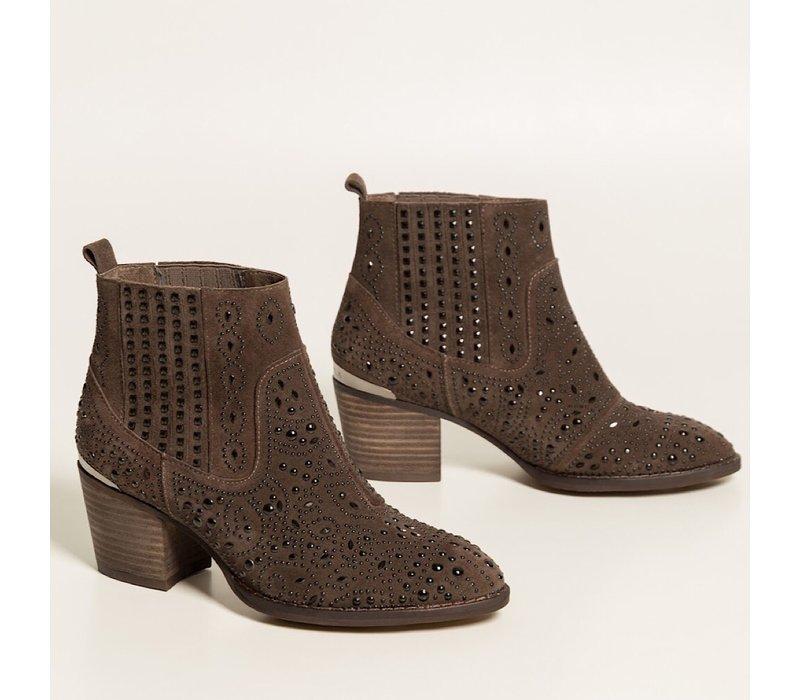 Carmela 66832 Gem stone Chelsea A/Boot