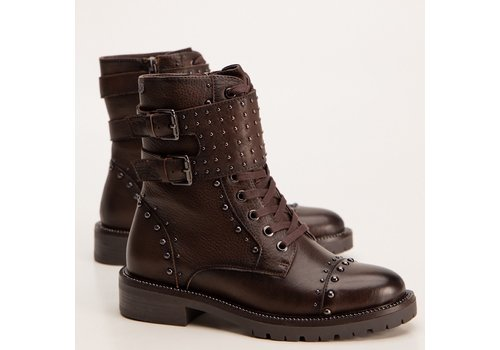 Carmela Carmela 66858 Brown Stud A/Boot