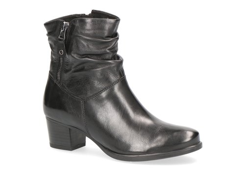 Caprice Boots Caprice 25347 Black Soft Nap A/Boot