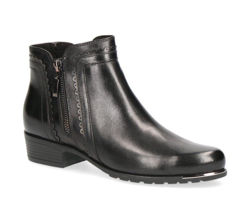 Caprice 25312 Black Nappa A/Boot