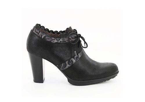 Mamzelle Mamzelle CN551 Black Shoe Boot