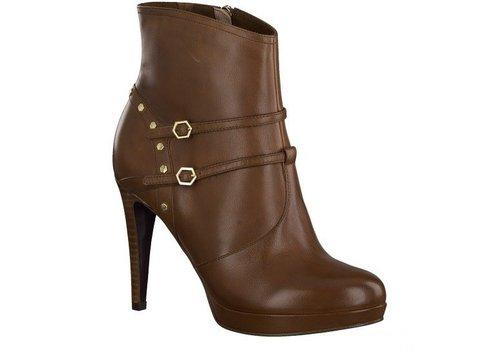 Tamaris A/W Tamaris 25301 Cognac Ankle Boots