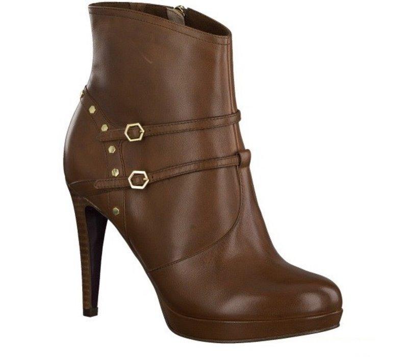 Tamaris 25301 Cognac Ankle Boots