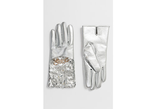 Pia Rossini Pia Rossini VENUS Silver Gloves