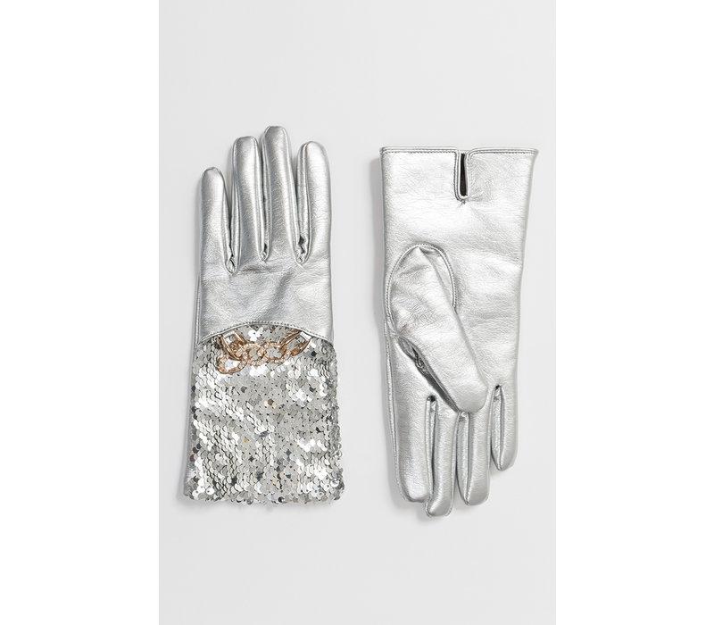 Pia Rossini VENUS Silver Gloves