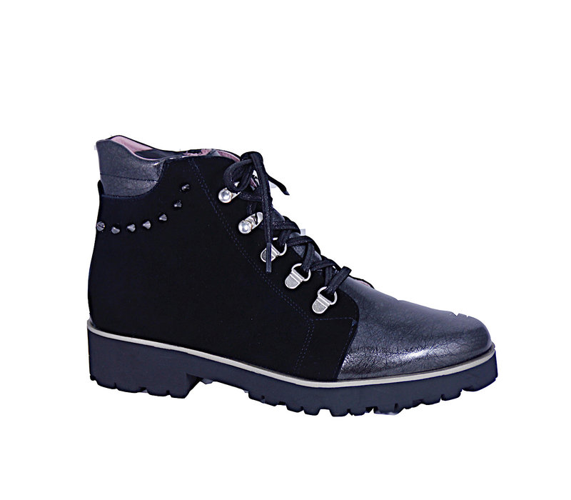 Maria Leon 1822/CT Navy A/Boot