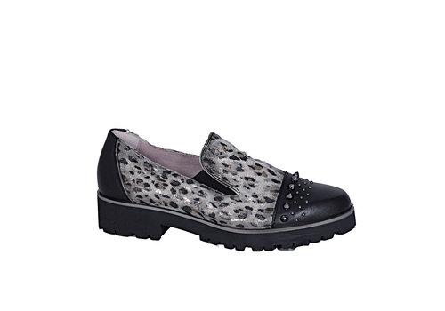 Maria Leon Maria Leon 1803/1T Black Comb shoe