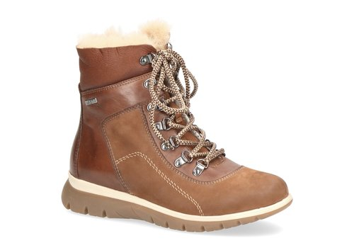 Caprice Boots Caprice 26218 Cognac Comb boot