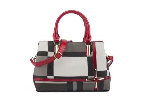 GESSY BAGS GESSY F2228 Handbag in Red