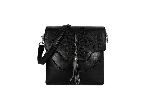 GESSY BAGS GESSY 2212 Cross Body Bag in Black