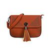 GESSY BAGS GESSY 9019 Cross Body Bag in Tan