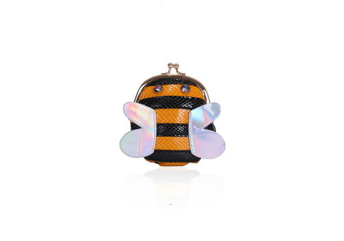 GESSY BAGS GESSY PA376 Bumble Bee Coín purse