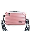 Peach Accessories PEACH 190312 Pink Suitcase Bag