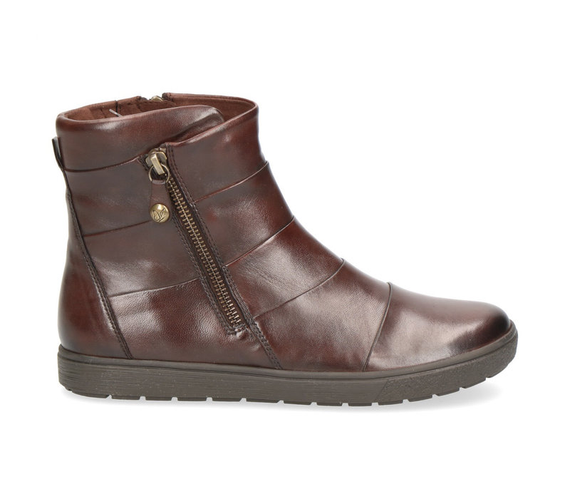 Caprice 25468 Brown soft A/Boot