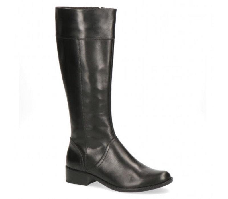 Caprice 25511 Black knee high boot