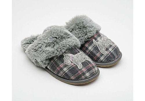 Lazy Dogz Lazy Dogz Scottie Mule grey