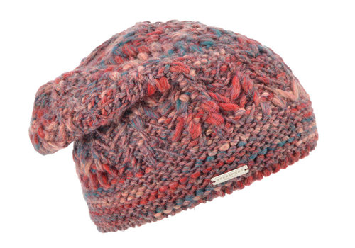 Seeberger Seeberger 018112/2139 ruby Beanie Hat
