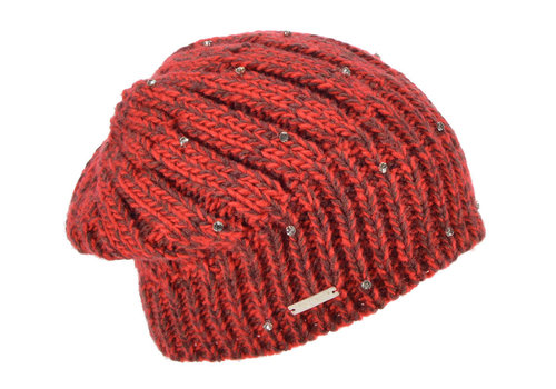 Seeberger Seeberger 017965/2124 Ruby diamonte hat
