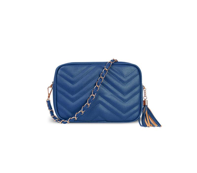 GESSY D833 Shoulder bag in blue