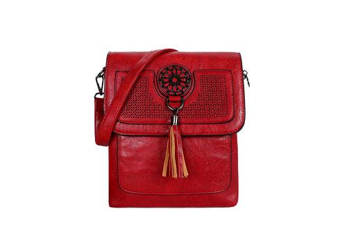 GESSY GESSY 1204 Crossbody bag in Red