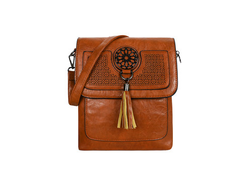 GESSY BAGS GESSY 1204 Crossbody bag in Tan