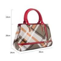 GESSY F29 Handbag in Tan multi