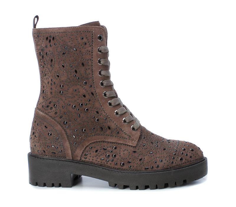 Carmela 66990 Taupe decorative A/Boots