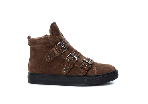 Carmela Carmela 67010 Camel 3 strap A/Boot