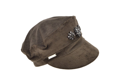 Seeberger Seeberger 018010/54 Cord Military Cap