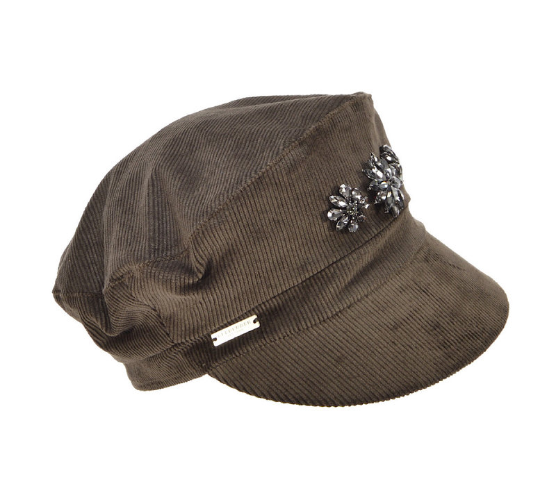 Seeberger 018010/54 Cord Military Cap