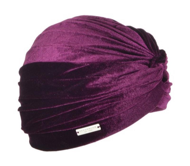 Seeberger 017988/24 Velvet Turban