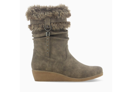 Sprox Sprox 481348 Brown wedge Boot